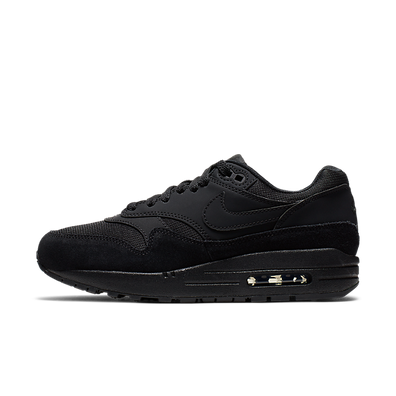Nike WMNS Air Max 1 'Triple Black' productafbeelding