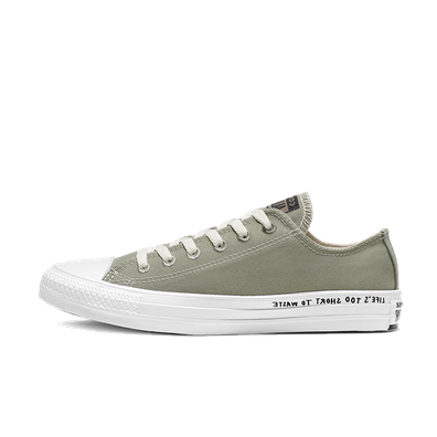 Converse Chuck Taylor All Star Recycle Ox 'Olive' productafbeelding