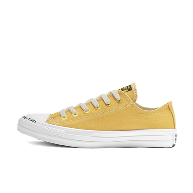Converse Chuck Taylor All Star Recycle Ox 'Yellow' productafbeelding