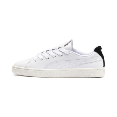 Puma Basket Crush Deboss Womens Trainers productafbeelding
