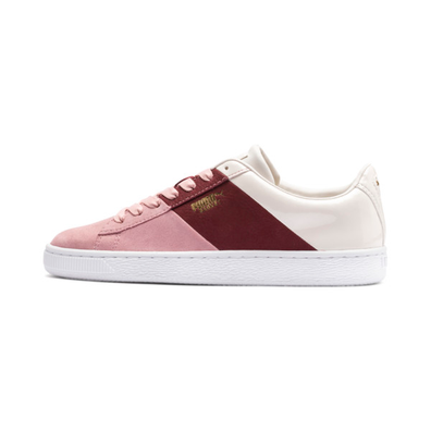 Puma Basket Remix Womens Trainers productafbeelding