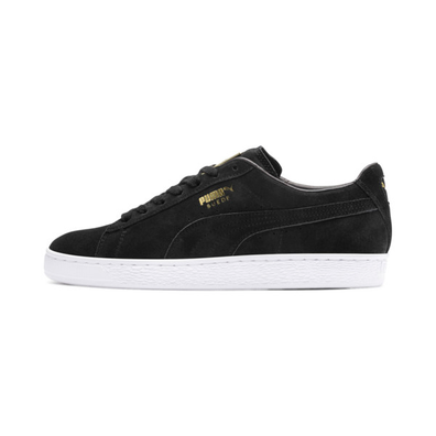 Puma Suede Classic Metal Badge Trainers productafbeelding
