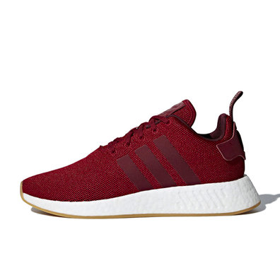 adidas NMD-R2 'Collegiate Burgundy' productafbeelding