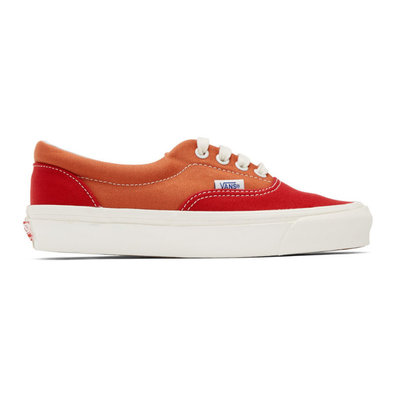 Vans Og Era Lx (Canvas) Racing Red productafbeelding