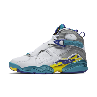 Air Jordan 8 'White Aqua' productafbeelding