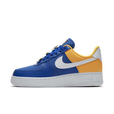 Nike Air Force 1 '07 SE 'Blue/Yellow' productafbeelding