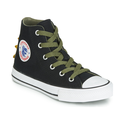 Converse CHUCK TAYLOR ALL STAR DINO SPIKES CANVAS HI productafbeelding