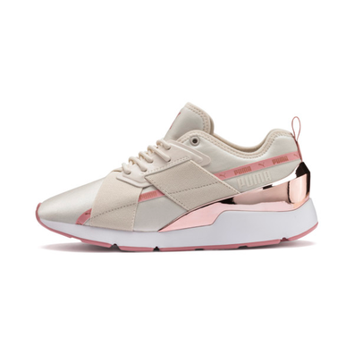 Puma Muse X 2 Metallic Womens Trainers productafbeelding