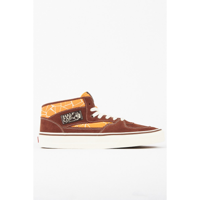 Vans Half Cab Trap Brown/Orange productafbeelding