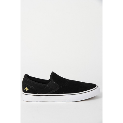 Emerica Wino G6 Slip On Black/White/Gold productafbeelding