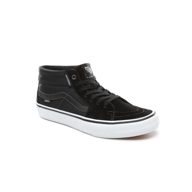 Vans x Anti Hero Sk8-Mid Pro Grosso/Black productafbeelding