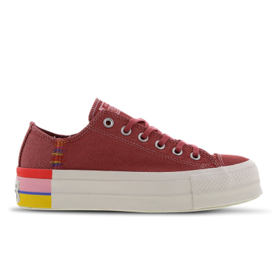 Converse Chuck Taylor All Star Lift Rainbow Ox productafbeelding