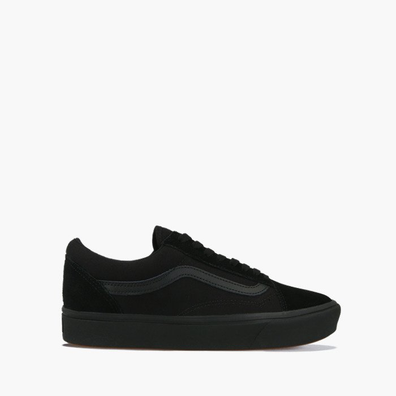 Vans ComfyCush Old Skool (Black / Black) productafbeelding