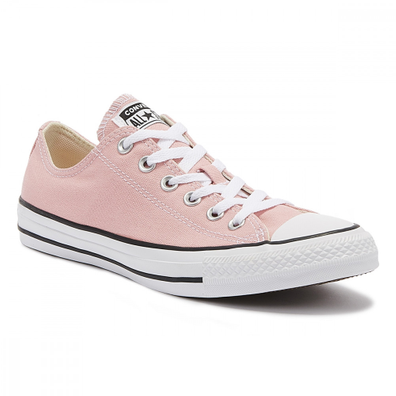 Converse Chuck Taylor All Star Womens Coastal Pink Ox Trainers productafbeelding
