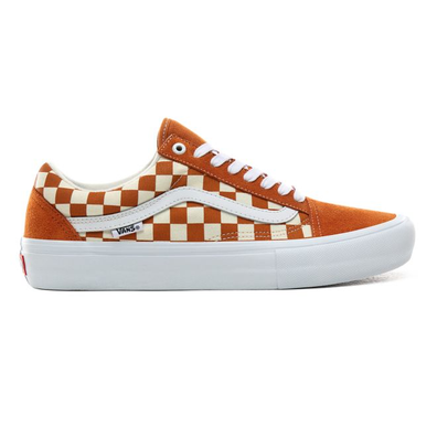 VANS Checkerboard Old Skool Pro  productafbeelding