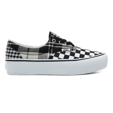 VANS Plaid Checkerboard Era Platform productafbeelding