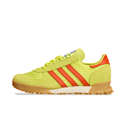 adidas Marathon TR 'Yellow & Red' - Size? Exclusive productafbeelding