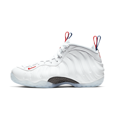 Nike WMNS Foamposite One 'White' productafbeelding