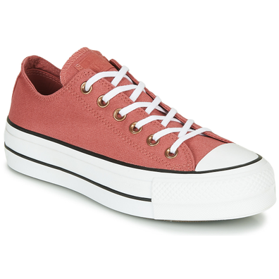 Converse CHUCK TAYLOR ALL STAR LIFT SEASONAL CANVAS OX productafbeelding
