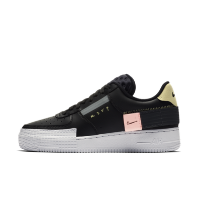 Nike Air Force 1 Type 'N354' - Black productafbeelding