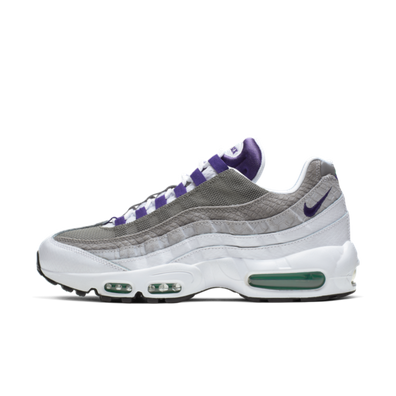 nike air max 95 heren blauw