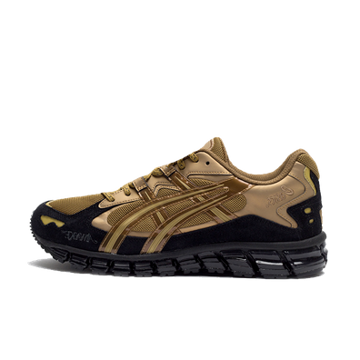 Awake x ASICS Tiger Gel-Kayano 5 360 'Rich Gold' productafbeelding
