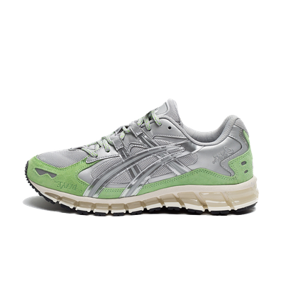 Awake x ASICS Tiger Gel-Kayano 5 360 'Silver/Green' productafbeelding