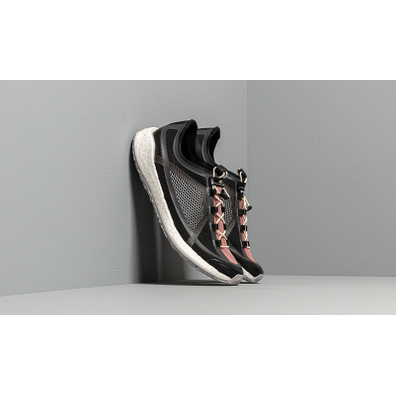 adidas x Stella McCartney PulseBOOST HD Iron Metalic/ Utility Black/ Smoked Pink productafbeelding