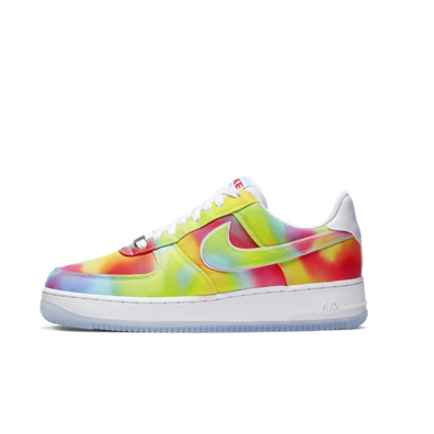 Nike Air Force 1 'Tie-Dye' productafbeelding