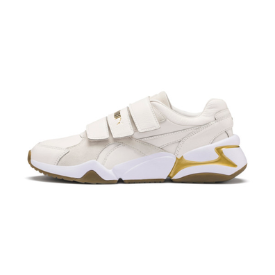 Puma Nova V Leather Womens Trainers productafbeelding