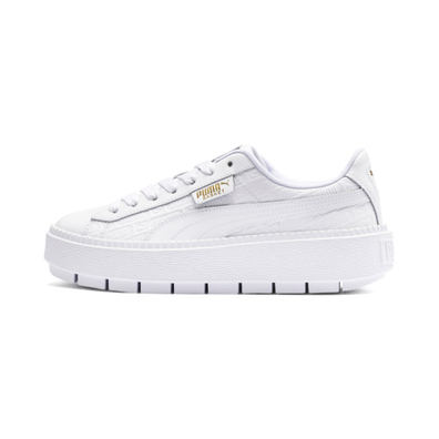 Puma Platform Trace Reinvent Womens Trainers productafbeelding