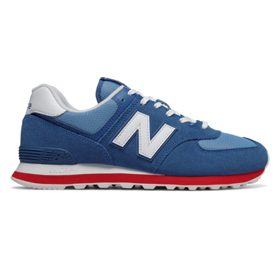 New Balance 574 Blue/ Blue productafbeelding