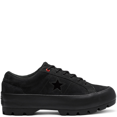 One Star Lugged Low Top productafbeelding