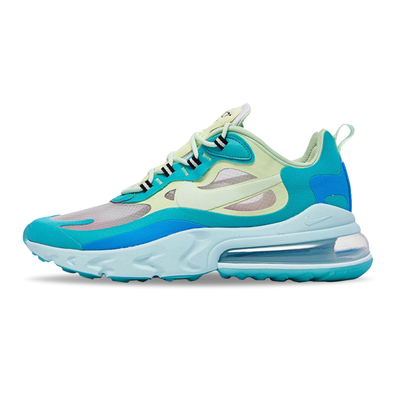 Nike Air Max 270 React Hyper Jade / Frosted Spruce / Barely Volt productafbeelding