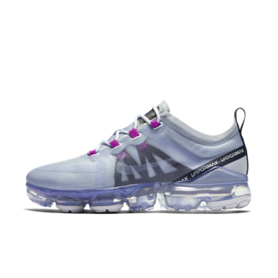 Nike WMNS Air VaporMax 2019 'White/Lila' productafbeelding