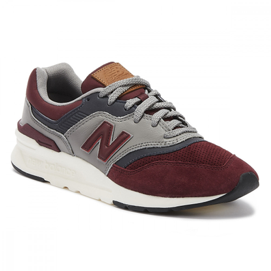 New Balance CM997HXD (Red / Navy) productafbeelding