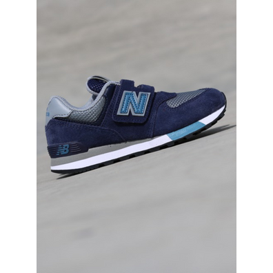 New Balance 574 Navy/Marine PS productafbeelding