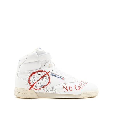 Reebok Ex-O-Fit Clean Hi Bait x Ghostbusters x Stranger Things productafbeelding