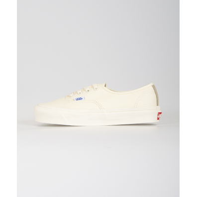 Vans Vault OG Authentic LX White productafbeelding