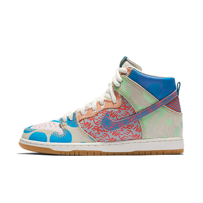 Nike SB Zoom Dunk High PREM productafbeelding