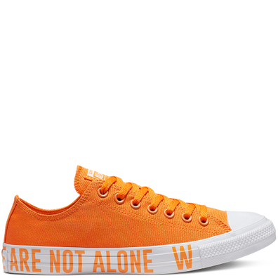 Chuck Taylor All Star We Are Not Alone Low Top productafbeelding