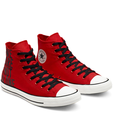 Chuck Taylor All Star We Are Not Alone High Top productafbeelding