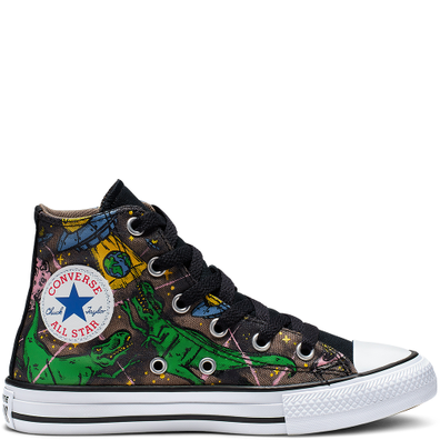 Chuck Taylor All Star Interstellar Dinos High Top productafbeelding