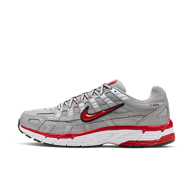 Nike P-6000 'Grey/Red' productafbeelding