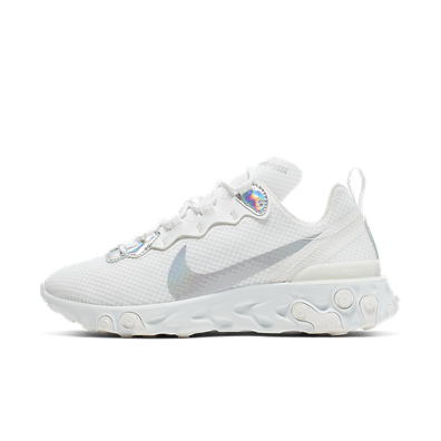 Nike React Element 55 'Iridescent Silver productafbeelding