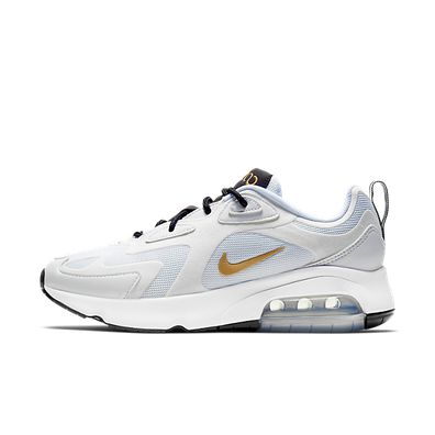 Nike WMNS Air Max 200 'White/Gold' productafbeelding