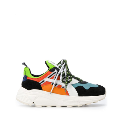 Diadora Sneakers met colourblocking productafbeelding