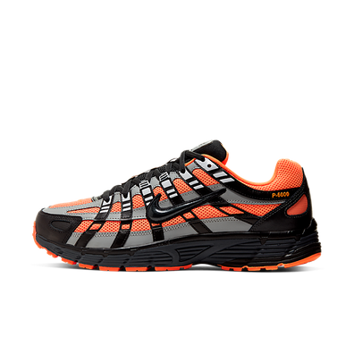 Nike P-6000 (Total Orange / Black - Anthracite - Fit Silver) productafbeelding