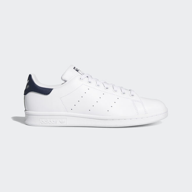 adidas Stan Smith W Ftw White/ Ftw White/ Collegiate Navy productafbeelding