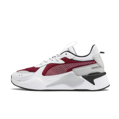 Puma RS-X Core 'White/Burgundy' productafbeelding